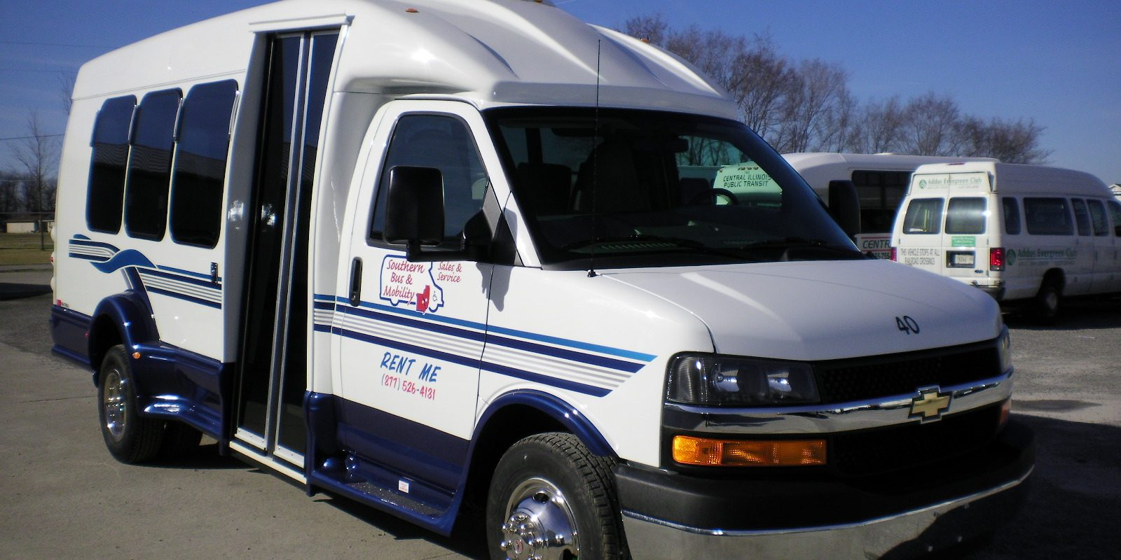 southern bus rentals
