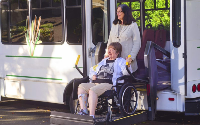 Mobility for Assisted Living